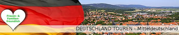 Motorradtouren Deutschland