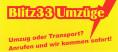 Logo Blitz33 Umzüge & Transport Yalcin Tura