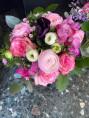 Bild: Blumen Goethe in Bad Homburg