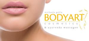 Logo Bodyart Cosmetics - Michaela Gohla