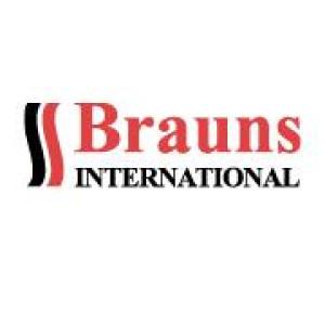 Logo Brauns International Moving Services GmbH