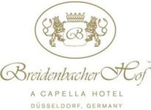 Logo Breidenbacher Hof (Capella Hotels & Resorts)