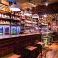 Bild: Bricks Restaurant Anastassios Tsaoussis - Ioannis Tsimeropoulos in Frankfurt am Main
