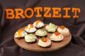 Logo Catering, Brotzeit