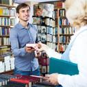 Bild: Buchhandlung Weidinger in Nürnberg, Mittelfranken