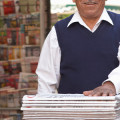 Bülent Kadir Cosar Kiosk Alte Waage