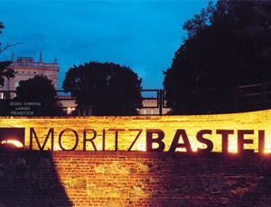 Logo Café Barbakane in der Moritzbastei
