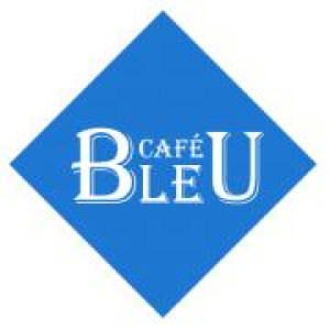 Logo Café Bleu