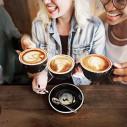 Bild: Cafe Stich im Karree in Hagen, Westfalen