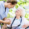 Bild: CASA REHA Holding GmbH Pflegeeinrichtung für Senioren in Oberursel
