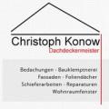 Logo Dachdeckerbetrieb, Ch. Konow