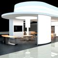 CHRITTO international AG, Vertriebsbüro Highlight Towers, Messestände Messebau