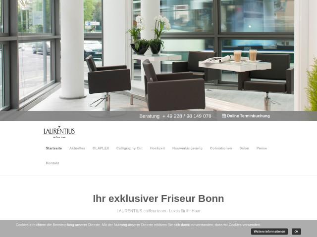 http://laurentius.com