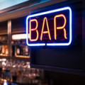 Bild: Columbia Bar Gaststätte in Mannheim