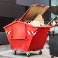 Bild: Container Hüllner Kleincontainerdienst in Gera