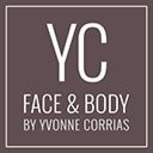 Logo Corrias, Yvonne YC Face & Body Kosmetikstudio München