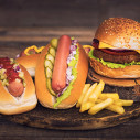 Bild: Cowboys Burger Saloon in Bonn