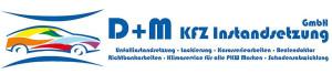 Logo D + M Kfz Instandsetzung GmbH