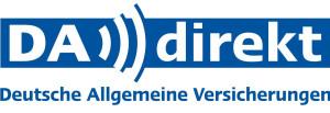 Logo DA Direkt Deutsche Allgemeine Versicherungen