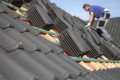 Bild: Dachdeckermeister Thomas Marreck in Overath, Bergisches Land