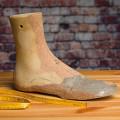 Der Schuhmacher Thomas Hilbrandt