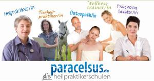 Logo Deutsche Paracelsus Schulen für Naturheilverfahren GmbH