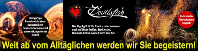 Bild: Devilsfire Feuershow GbR in Ritterhude
