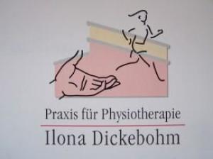 Logo Dickebohm, Ilona