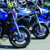 Bild: Die Biker-Garage