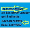 D.K. - Der Maler  Dennis Knoch