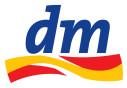 Logo dm-drogerie markt GmbH & Co. KG