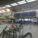 Flughafen Dortmund Abflughalle