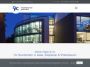 Bild: DPC Dietze,Pilger & Co. GmbH Steuerberatungsgesellschaft in Kassel, Hessen
