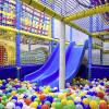 Bild: Dracos Drachenwelt-Indoorspielplatz mit Familiencafe