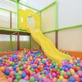 Dracos Drachenwelt-Indoorspielplatz mit Familiencafe