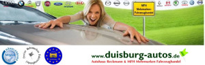 Logo Duisburg-Autos Autohaus Reckmann
