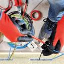 Bild: e2m-Elektroservice GmbH Elektroinstallation in Frankfurt am Main