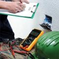 EAS-Hecken Elektroinstallation