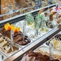Bild: Eiscafe La Fontana in Ingolstadt, Donau
