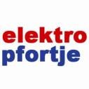 Logo elektro pfortje GmbH
