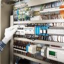 Bild: Elektroinstallation RBE in Halle, Saale