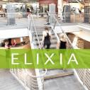 Logo ELIXIA Fitness & Wellness GmbH Club