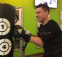 EMS Training und Boxen macht Spaß und ist sehr effektiv