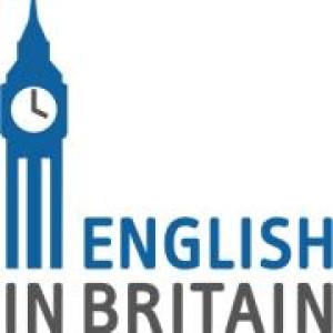 Logo English in Britain