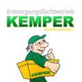 Logo Entsorgungsfachbetrieb Kemper