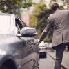 Bild: Erzsebet Saheb-Tamini Taxiverkehr
