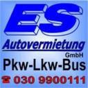 Logo ES Autovermietung GmbH Inh. Dieter Jahn