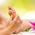 Eva-M. Hauer Krankengymnastik Lymphdrainage Fußreflexzonentherap. Massage