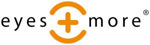 Logo eyes + more GmbH