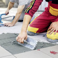 Fachbetrieb für Fliesen und Mosaik Verlegung